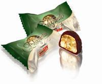 конфеты шоколадные Элегант грильяжный